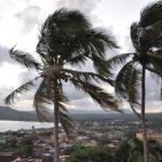 """Sturm und Regen ist in Baracoa keine Seltenheit. Aber einem Hurricane wie """"Matthiew"""" halten Natur und Häuser nicht stand"""